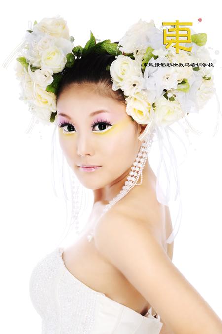妆/中式新娘妆/舞台晚宴妆/欧式妆/创意妆/老年妆)