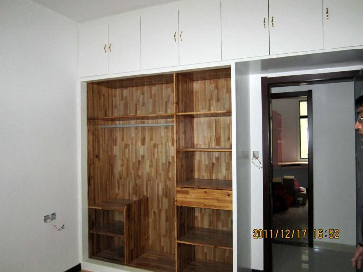 隔段木工装修图片
