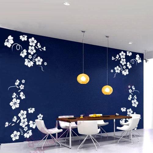 现代艺术墙绘,以专业的眼光为您打造空间